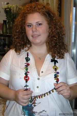 Екатерина Берлинская - продавщица